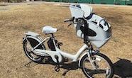 子供乗せ・電動自転車