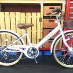 小学生の女の子向け自転車 アンテロープガールズ