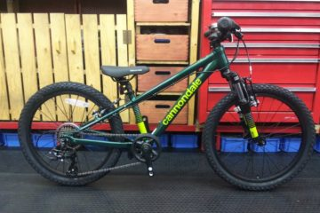 """<span class=""""title"""">2021 cannondale KIds trail 20 入荷しました。</span>"""