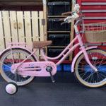 ブリヂストン ハッチ hacchi 18 ピンク色の入荷です。
