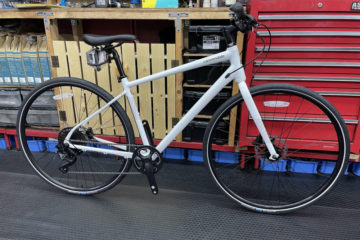 """<span class=""""title"""">2021 cannondale  『QUICK DISC 4』Mサイズのホワイト 入荷しました。</span>"""