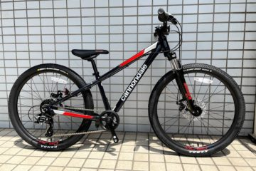 """<span class=""""title"""">cannondale KIds Trail24 あと1台あります。</span>"""