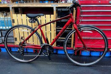 """<span class=""""title"""">入門クロスバイク、初めてのスポーツバイクに『eafeels』</span>"""