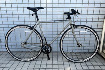 """<span class=""""title"""">SURLY steamroller 49cm グレーがあります。</span>"""