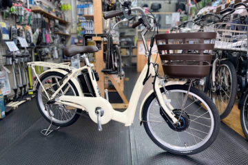 "<span class=""title"">ブリヂストン 電動自転車 ラクット 20インチ</span>"