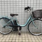 軽い電動自転車 ブリヂストン『アシスタU LT』