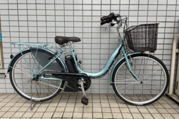 "<span class=""title"">軽い電動自転車 ブリヂストン『アシスタU LT』</span>"